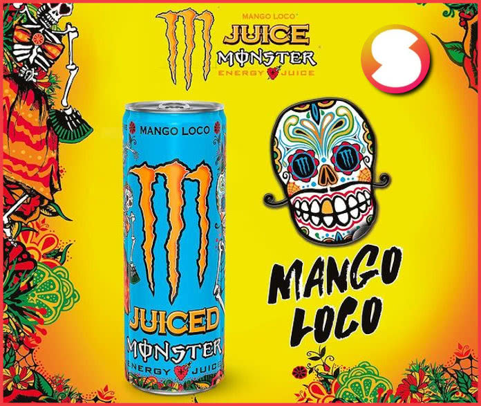 Muestras Gratis Recoger Samplia Juice Monster