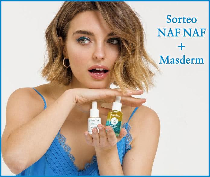 Sorteo Masderm Y Nafnaf