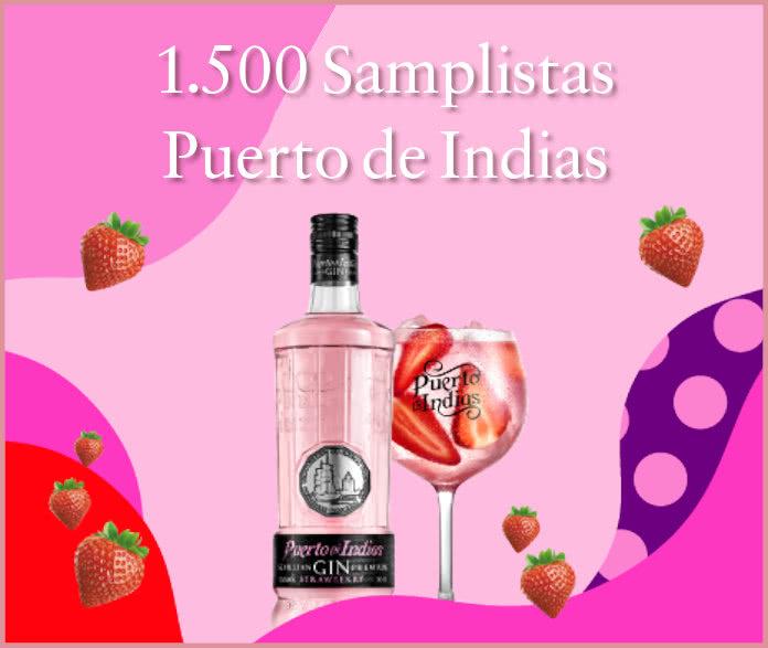 Correos Sampling 1500 Samplistas Puerto De Indias