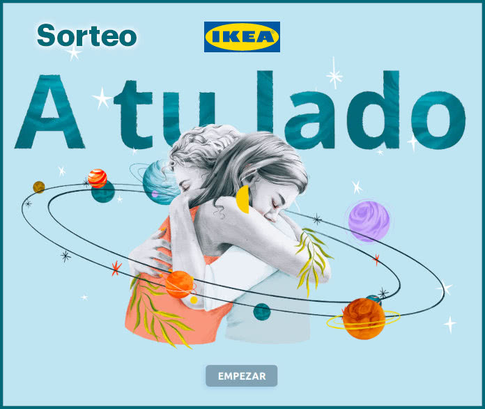 Ikea Sorteo A Tu Lado