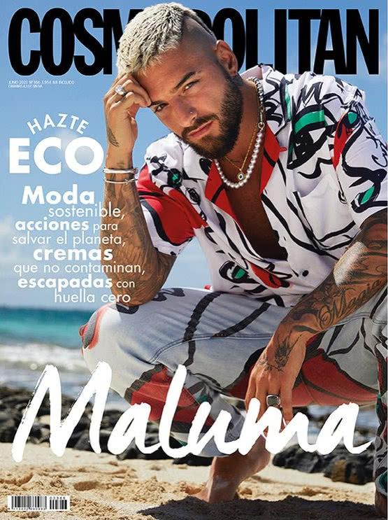 Portada Revista Cosmopolitan Junio 2021