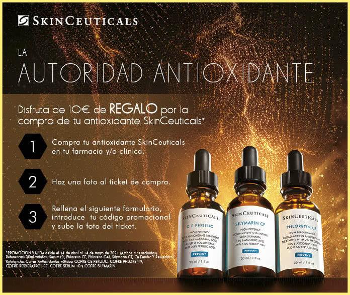 Reembolso Skinceuticals Antioxidante