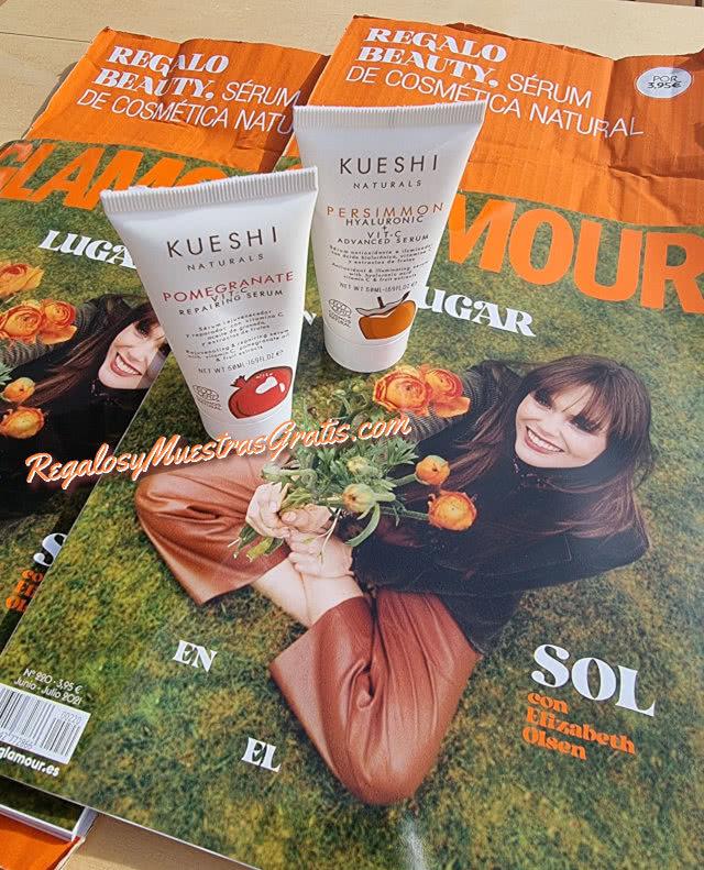 Regalos Revistas Junio 2021 Glamour Kueshi