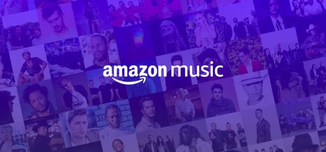Amazon Music Fondo