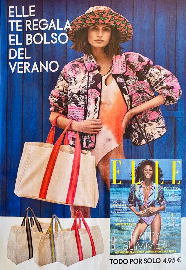 Avance Regalos Revistas Julio 2021 Elle