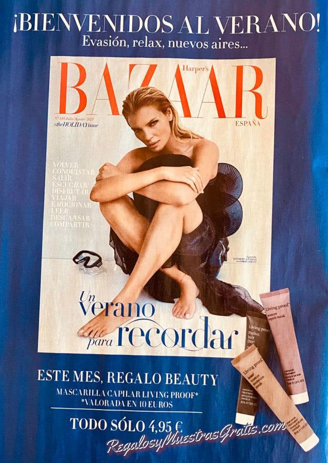 Avance Regalos Revistas Julio 2021 Harpers Bazaar