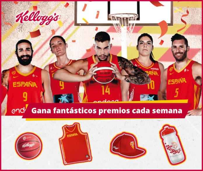Kelloggs Premios Merchandising FEB