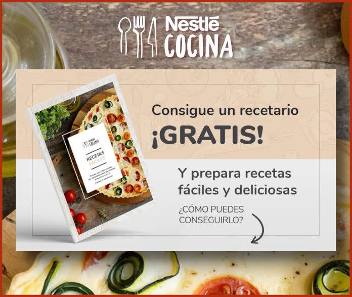 Nestlé Cocina Recetario Gratis