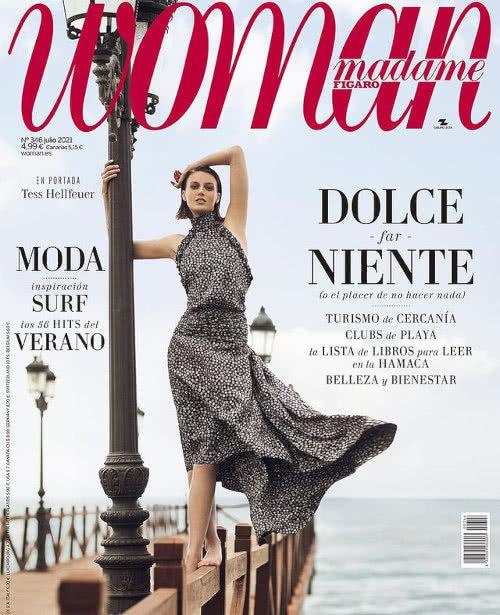 Portada Revista Woman Julio 2021