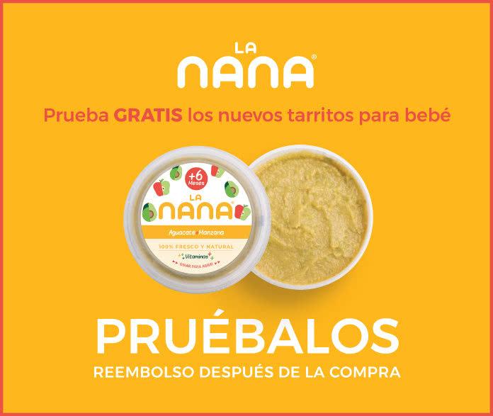Prueba Gratis Tarritos La Nana