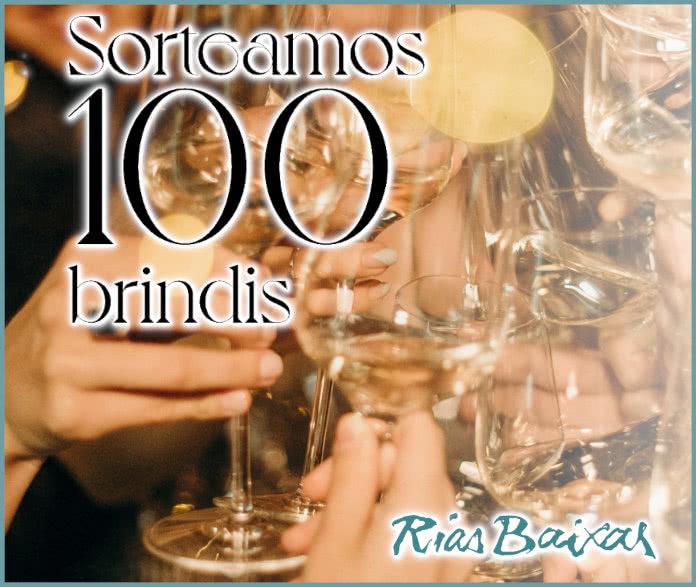 Sorteo Rías Baixas 100 Brindis