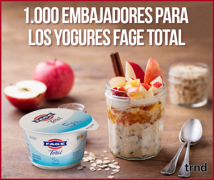 Trnd 1000 Embajadores Fage Total