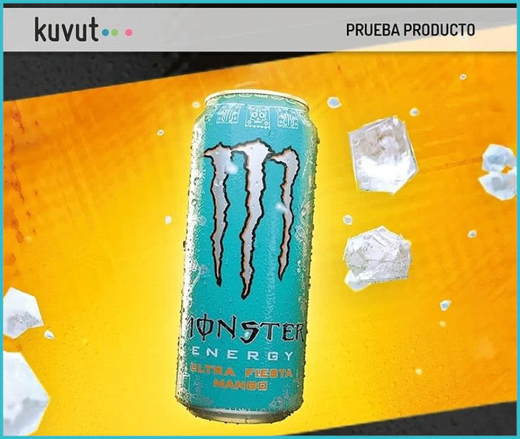 Gratis Kuvut Bebida Monster A Recoger