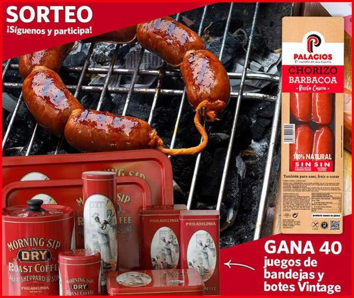 Sorteo Palacios 40 Lotes Vintage