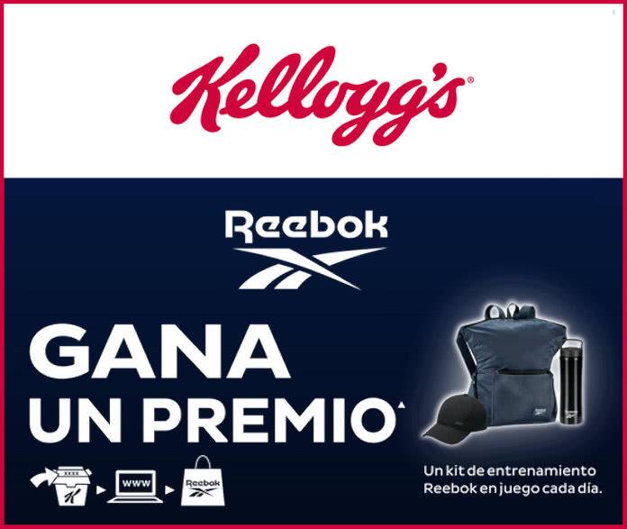 Sorteo Por Compra Kelloggs Kit Entrenamientos