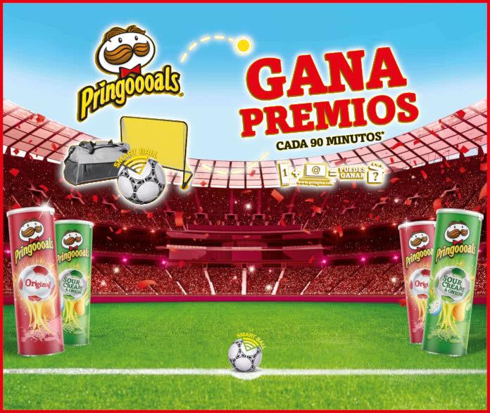 Sorteo Por Compra Pringles 721 Premios